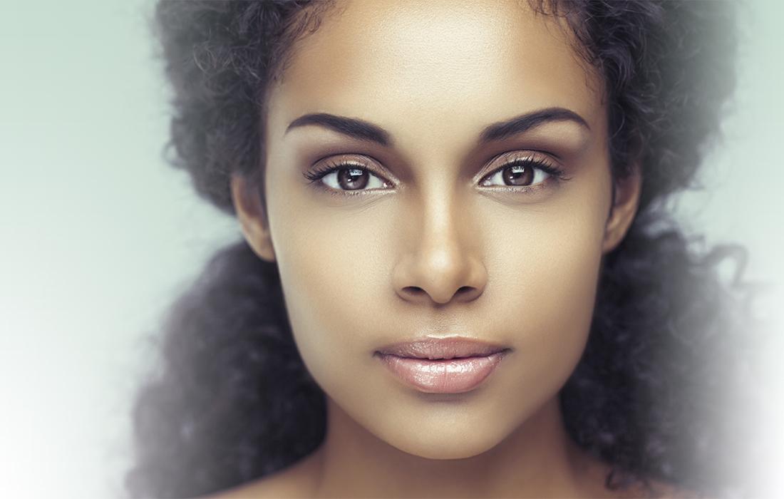 Dauerhafte Haarentfernung Gesicht