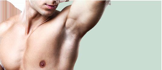 Mann arme rasieren Richtig rasieren: